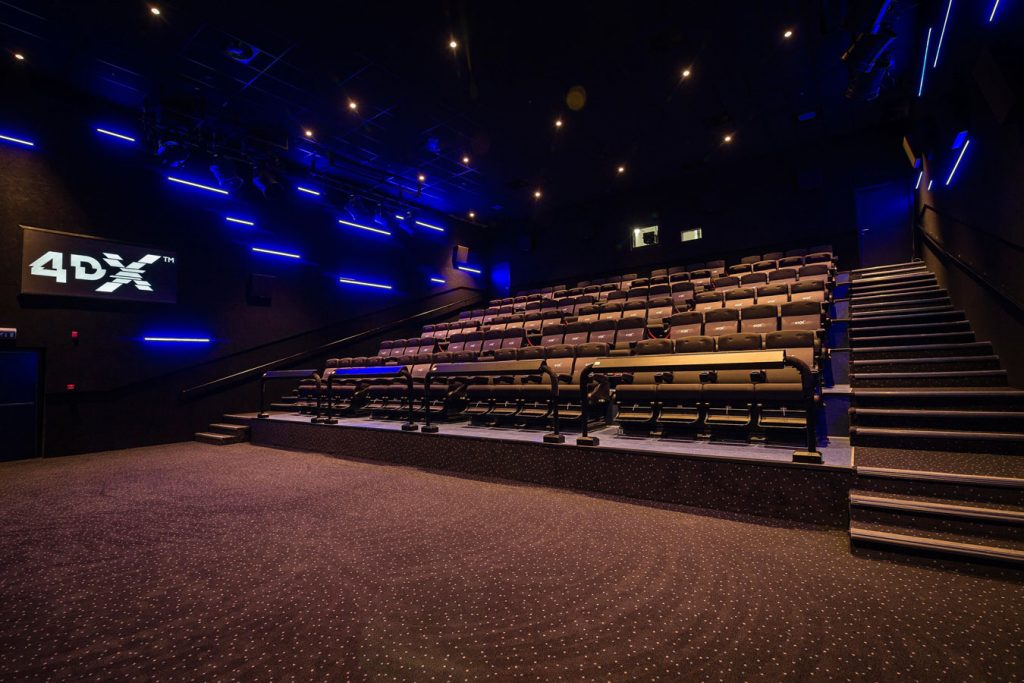 4Dx Cinema Theatre
